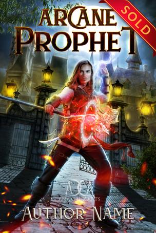 Arcane Prophet Premade - SOLD