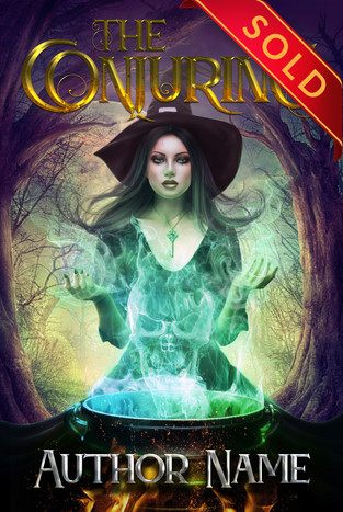 The Conjuring Premade - SOLD