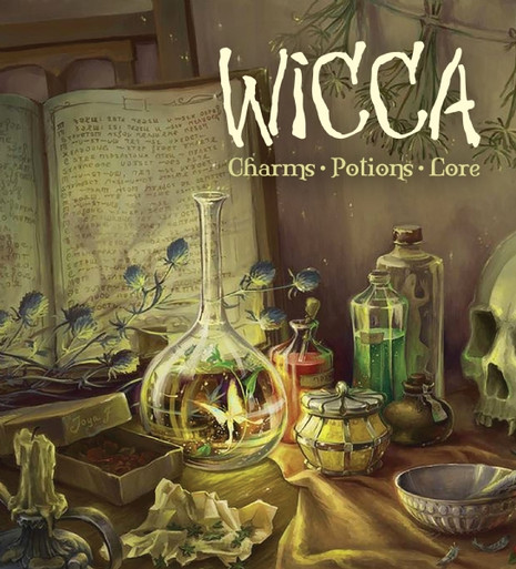 Wicca Charms Potions and Lore