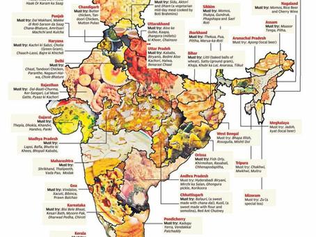 Please do not generalize Indian cuisine!