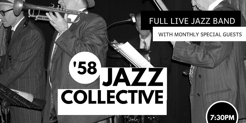 Monthly Jazz Club - Last Thurs @ 7:30PM