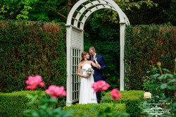 Cleveland Wedding Couple