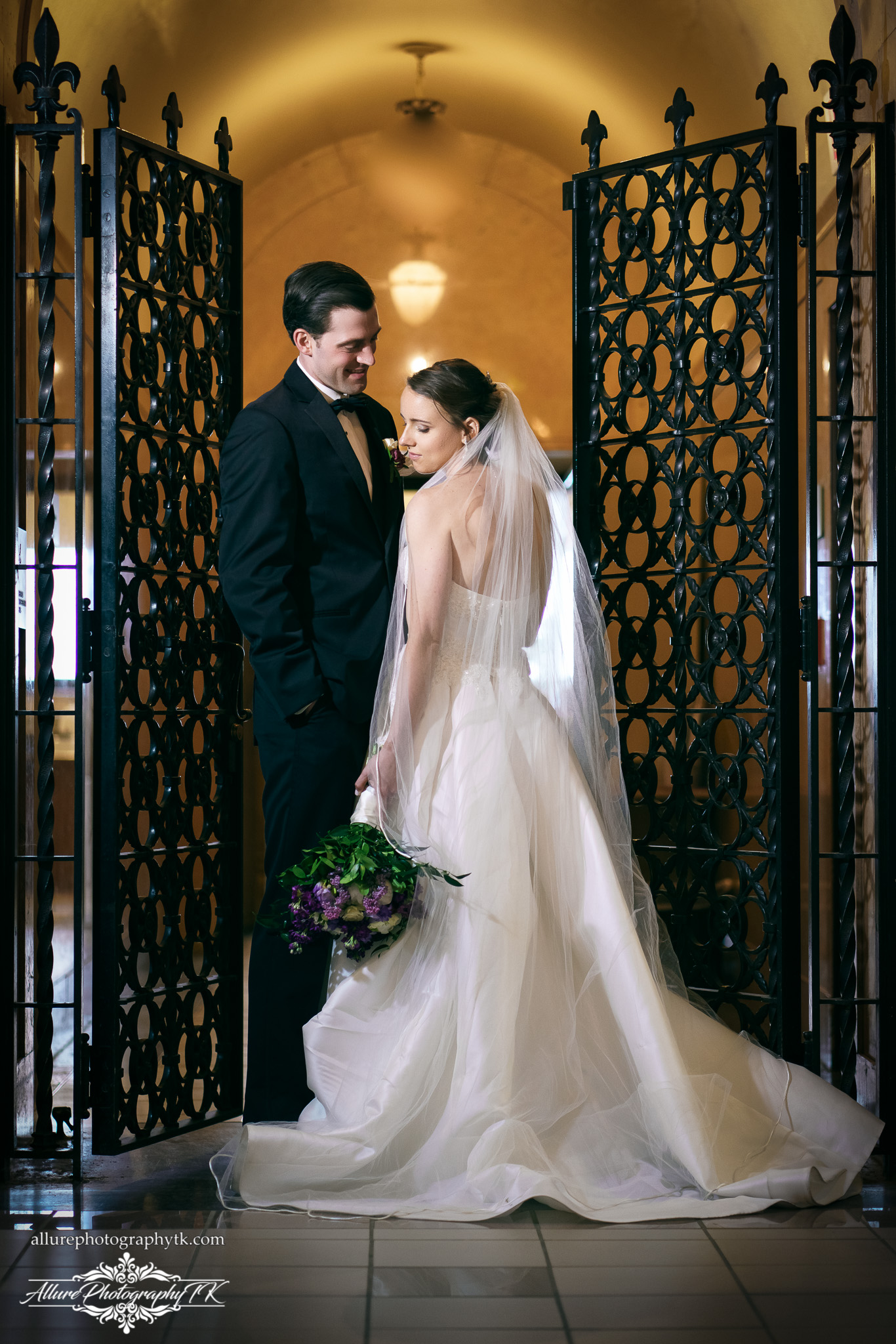 Cleveland Public Library Wedding