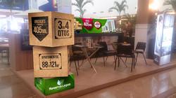 Ação stand - Shopping da Ilha