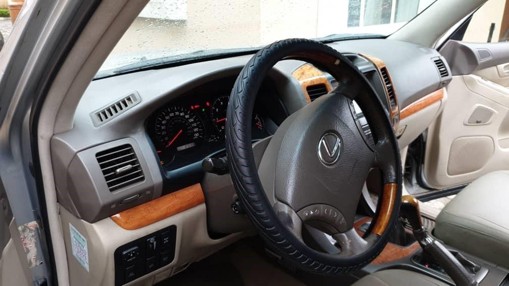 4. Lexus GX470