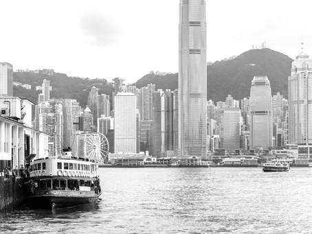 Settling in Hong Kong - first steps