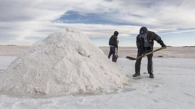 Resultado de imagen para yacimientos de litio en México