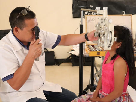 Avanza Dif Cuauhtémoc enprograma de dotación de mil lentes