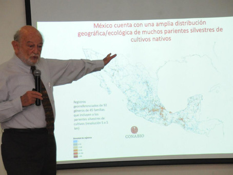 México debe regresar a la agricultura familiar: Dr. José Sarukhán