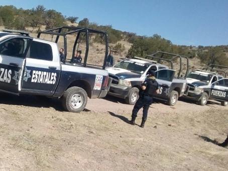 Enfrentamiento en Gómez Farías es consecuencia del operativo contra GNT