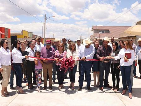 Inician otros 10 frentes de pavimentación en Cuauhtémoc