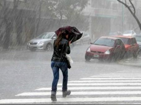 Emite Protección Civil aviso preventivo por lluvias en el estado
