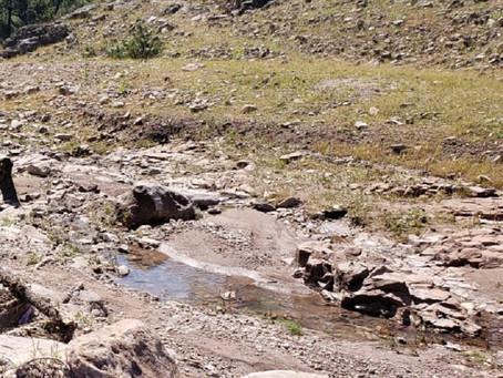 Encuentran cuerpo sin vida en arroyo de Bocoyna