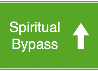 What is Spiritual By-passing?
