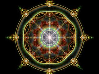 Meditation is Touching Spirit