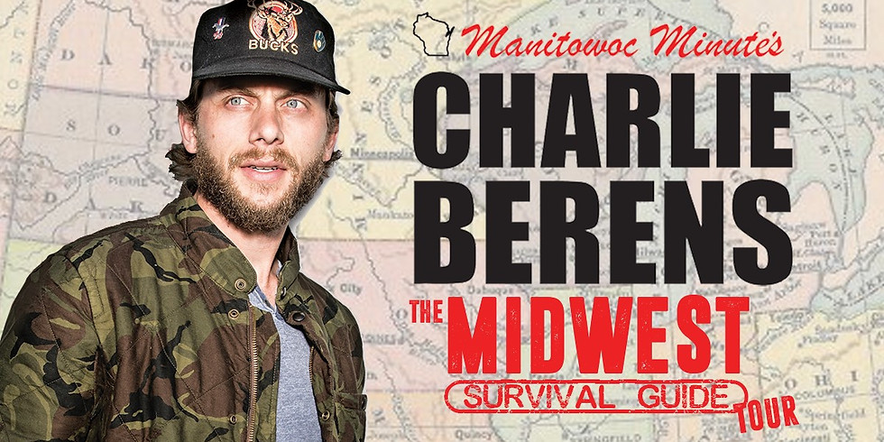 Charlie Berens - The Midwest Survival Guide Tour