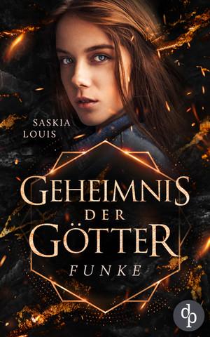 Geheimnis der Götter 1, Saskia Louis