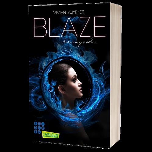 Blaze (Die Elite 3), signiert