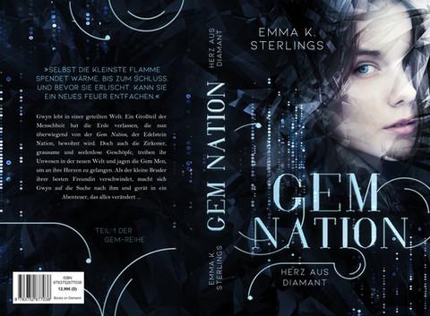 Gem Nation 1 von Emma K. Sterlings