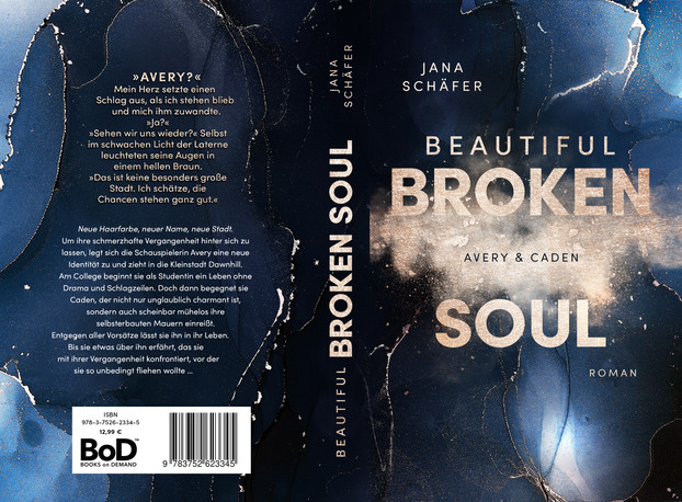 Beautiful Broken Soul, Jana Schäfer