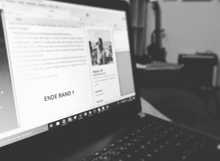 ELITE-SPIN-OFF: Band 1 beendet <3
