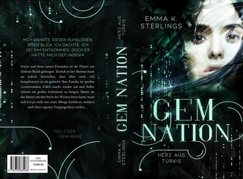 Gem Nation 2 von Emma K. Sterlings