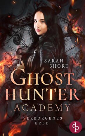 Ghost Hunter Academy, Sarah Short