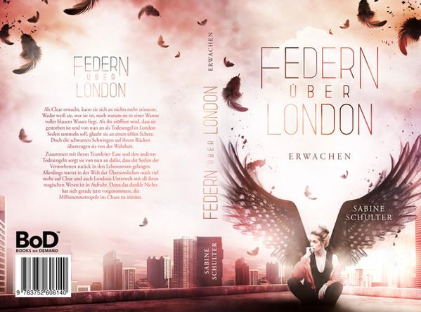 Federn über London 1, Sabine Schulter
