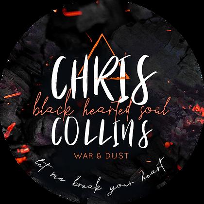 Buchkerze »Chris Collins«
