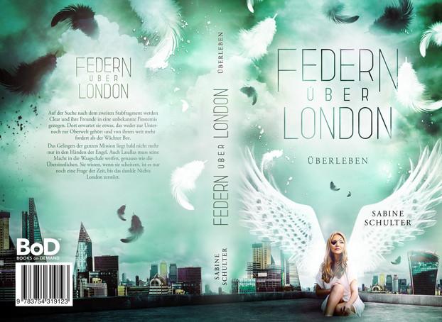 Federn über London 4, Sabine Schulter