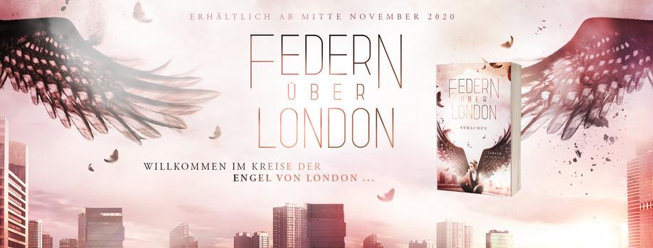Federn über London, Sabine Schulter