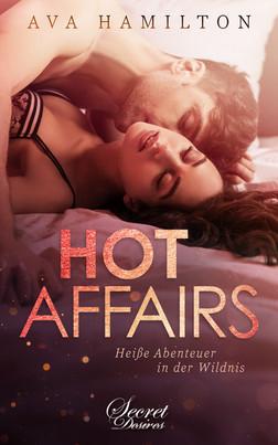 Hot Affairs - Ava Hamilton