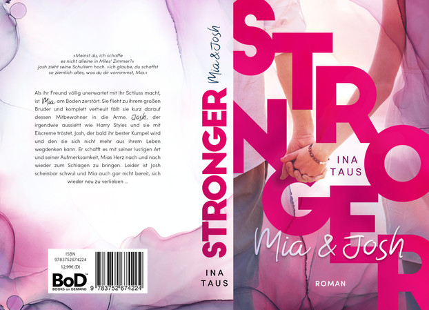 Stronger Ina Taus