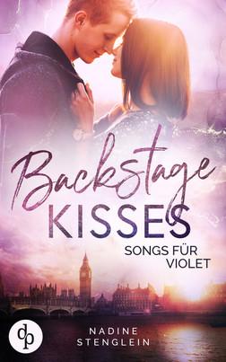 Backstage Kisses, Nadine Stenglein