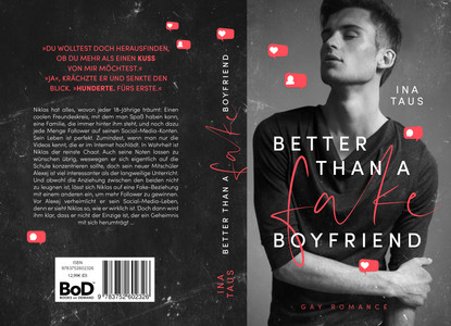 Better Than a Fakeboyfriend - Ina Taus