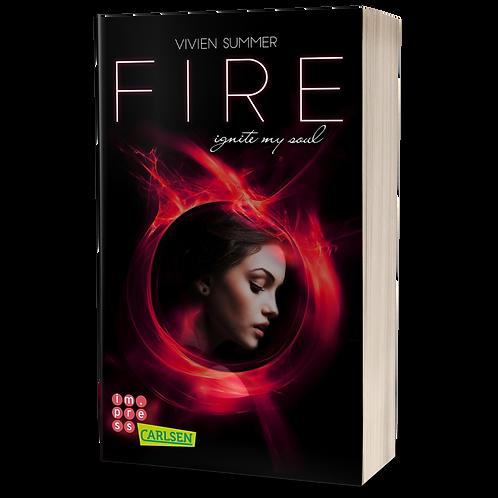 Fire (Die Elite 2), signiert
