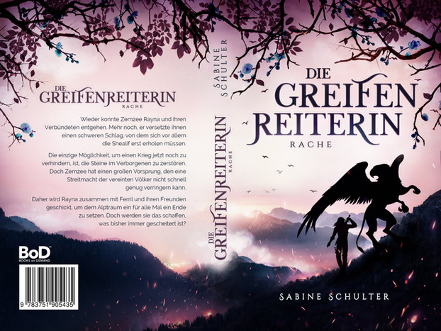 Die Greifenreiterin 4, Sabine Schulter