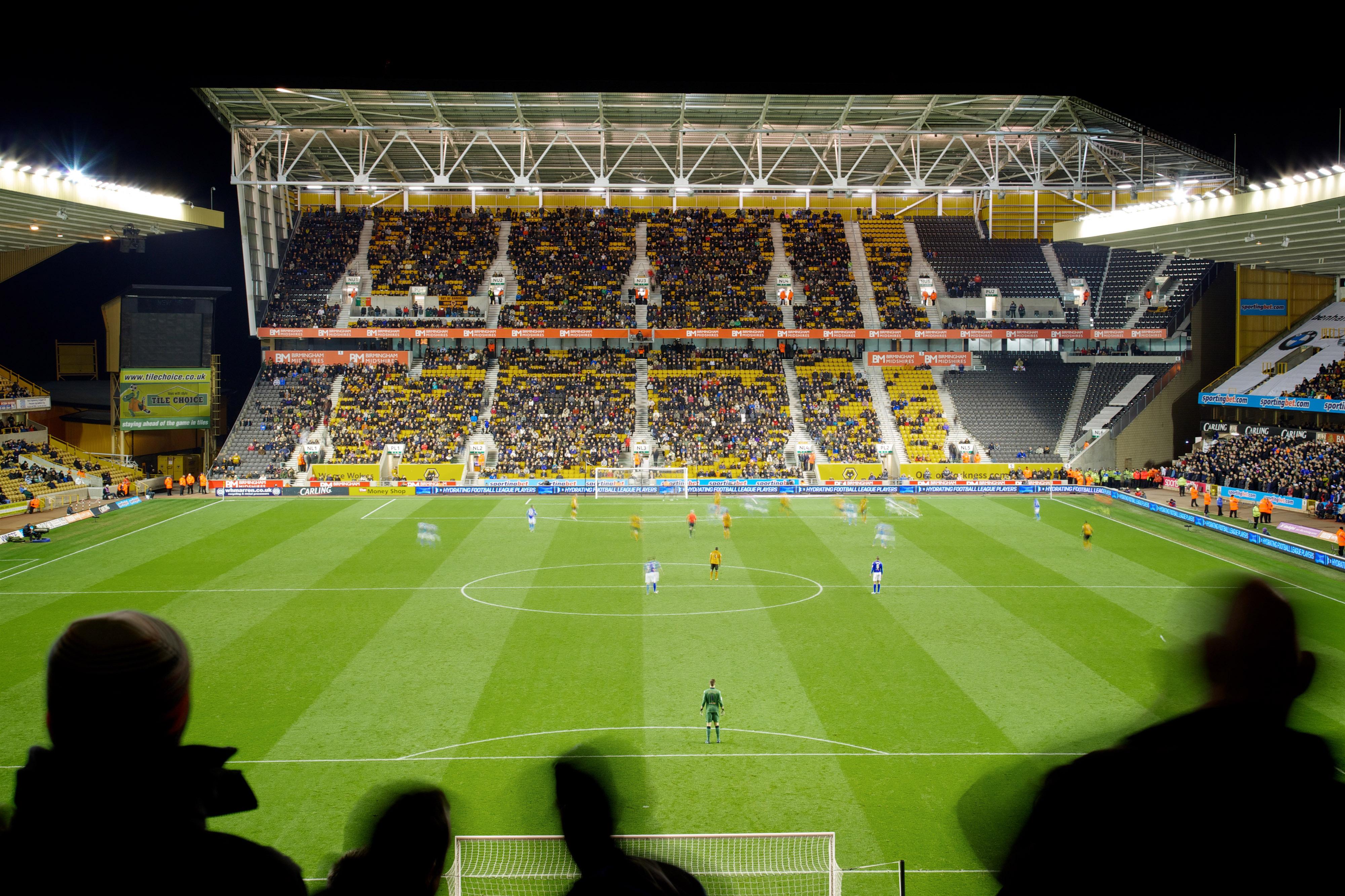 Wolves FC Molineux Stadium 6