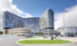 Glasgow Hospital IBI Photograph
