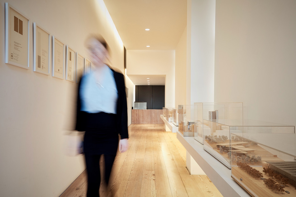 Hodder + Partners New Office