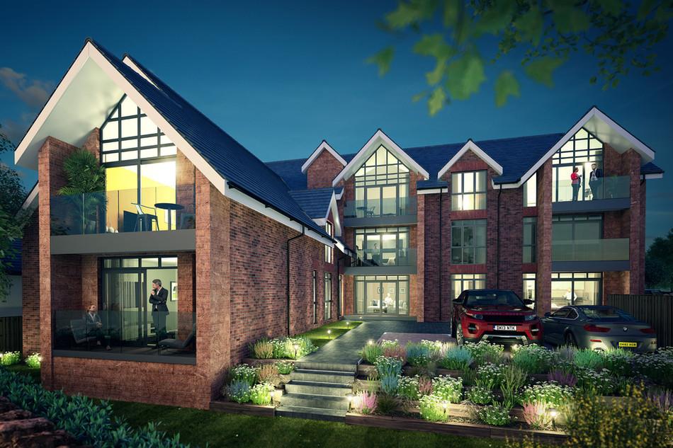 Elegantly styled and exquisitely finished apartments