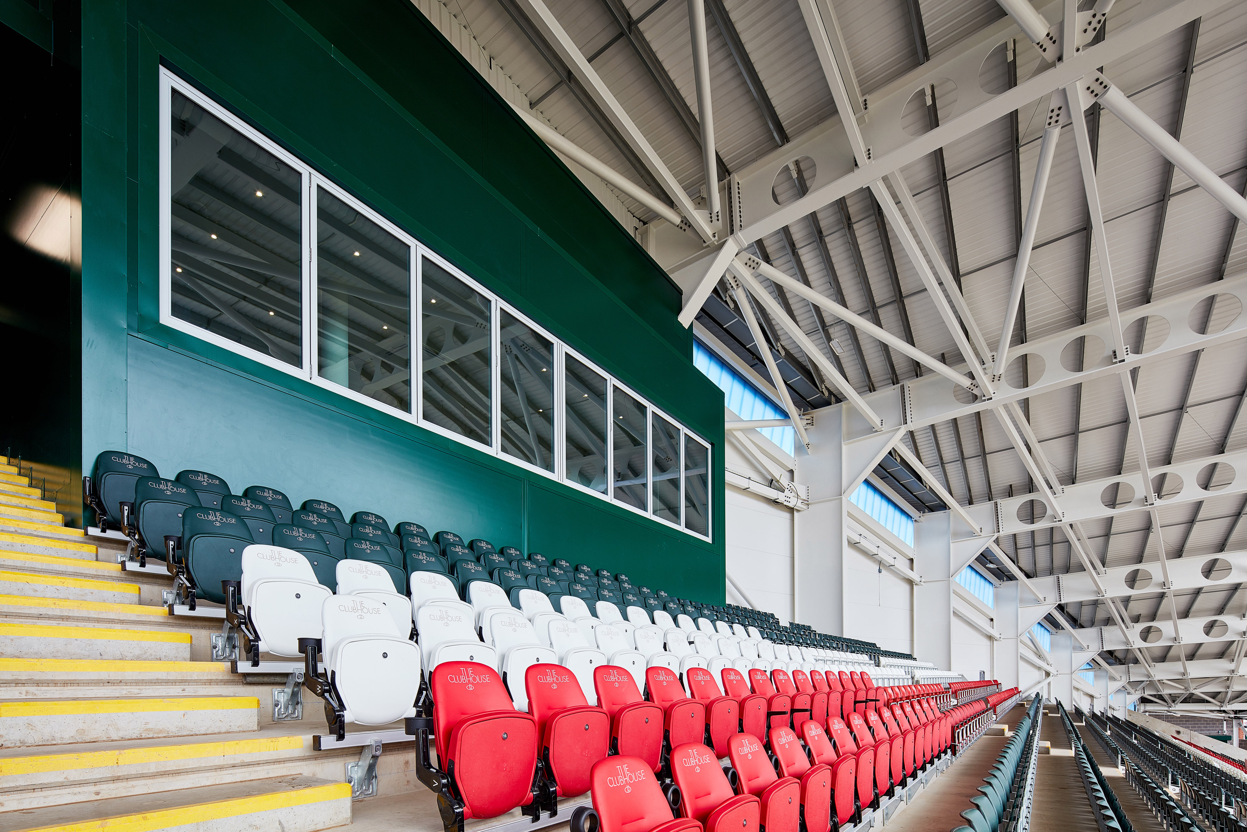 Leicester Tigers New Stand 4