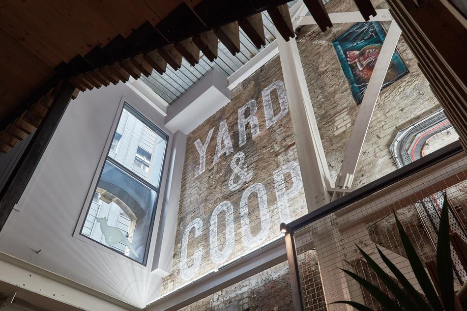 GA Studio - Yard and Coop