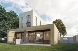 Howey Lane Home 3D Visual