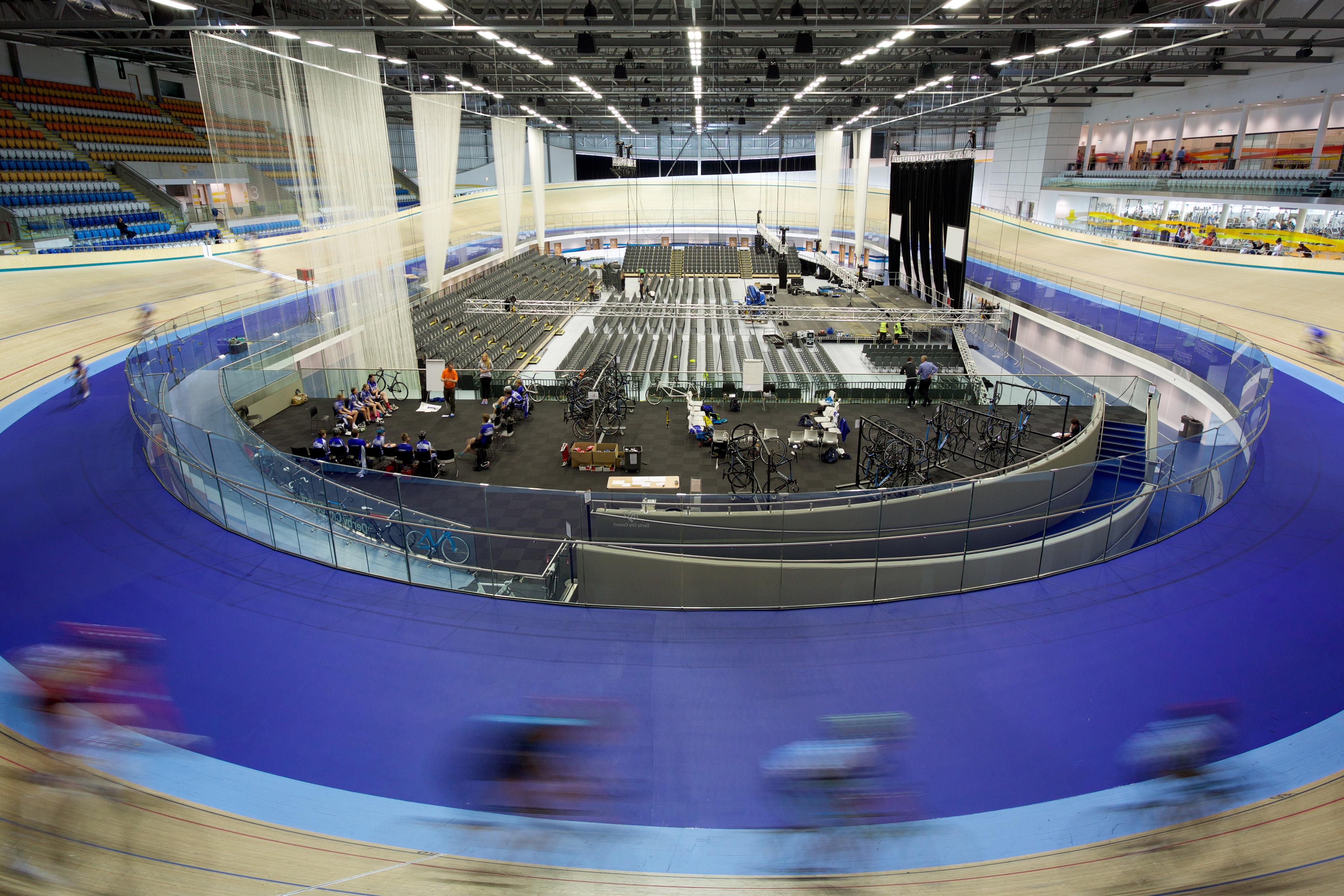 Derby Arena 5