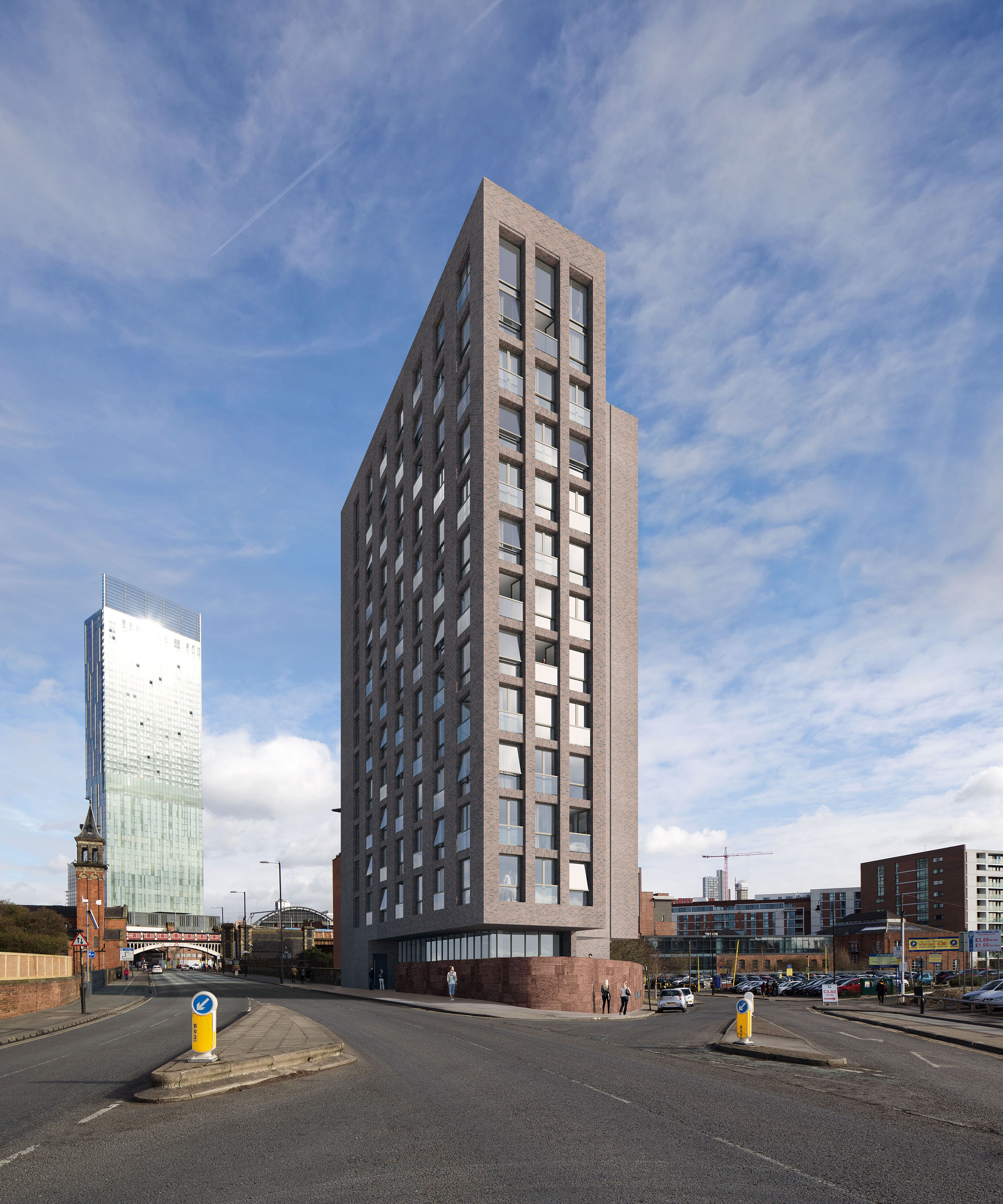 Bridgewater Point Manchester