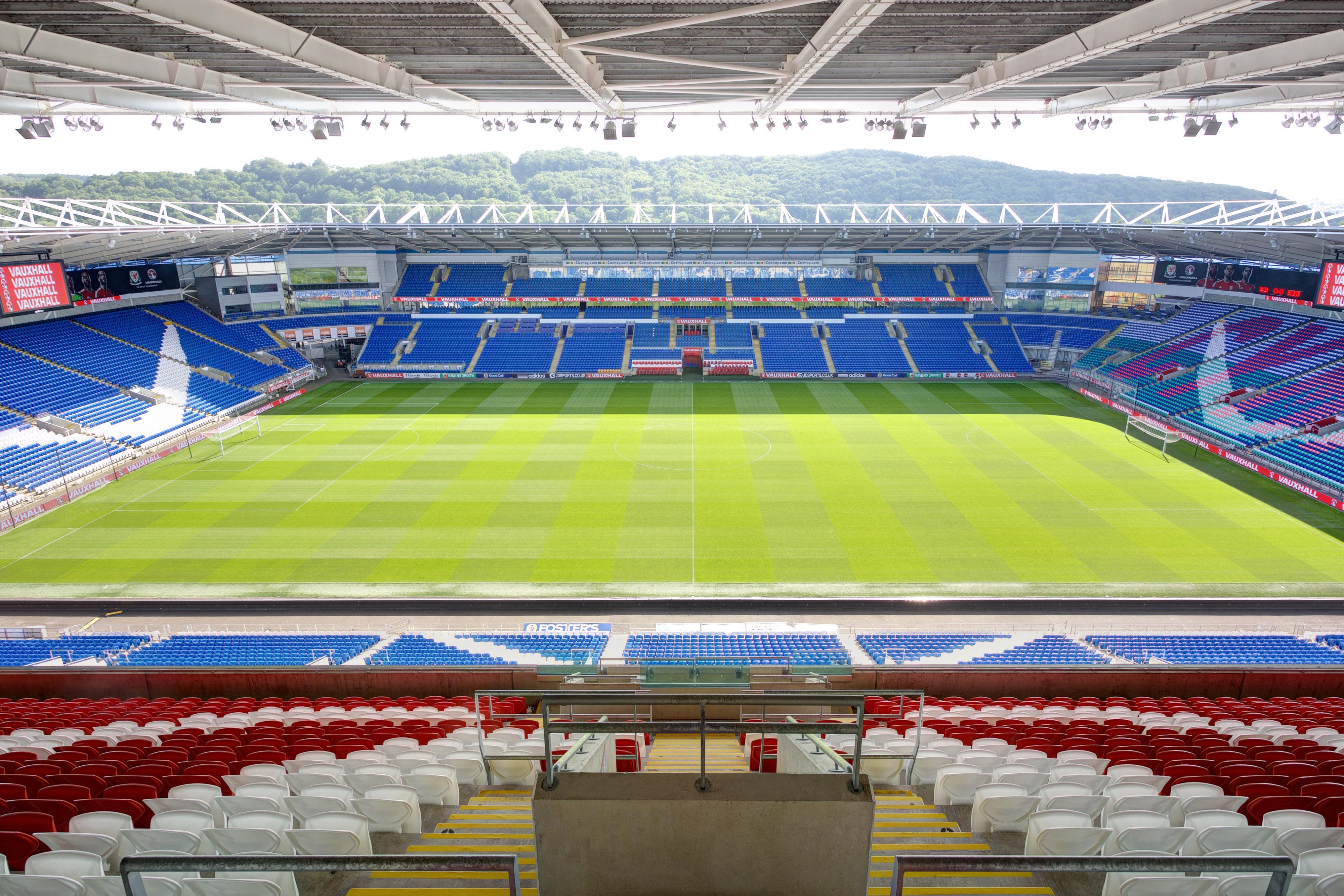 Cardiff FC Stadium