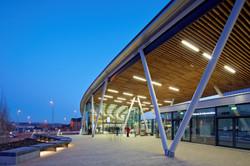 Stoke On Trent Bus Station