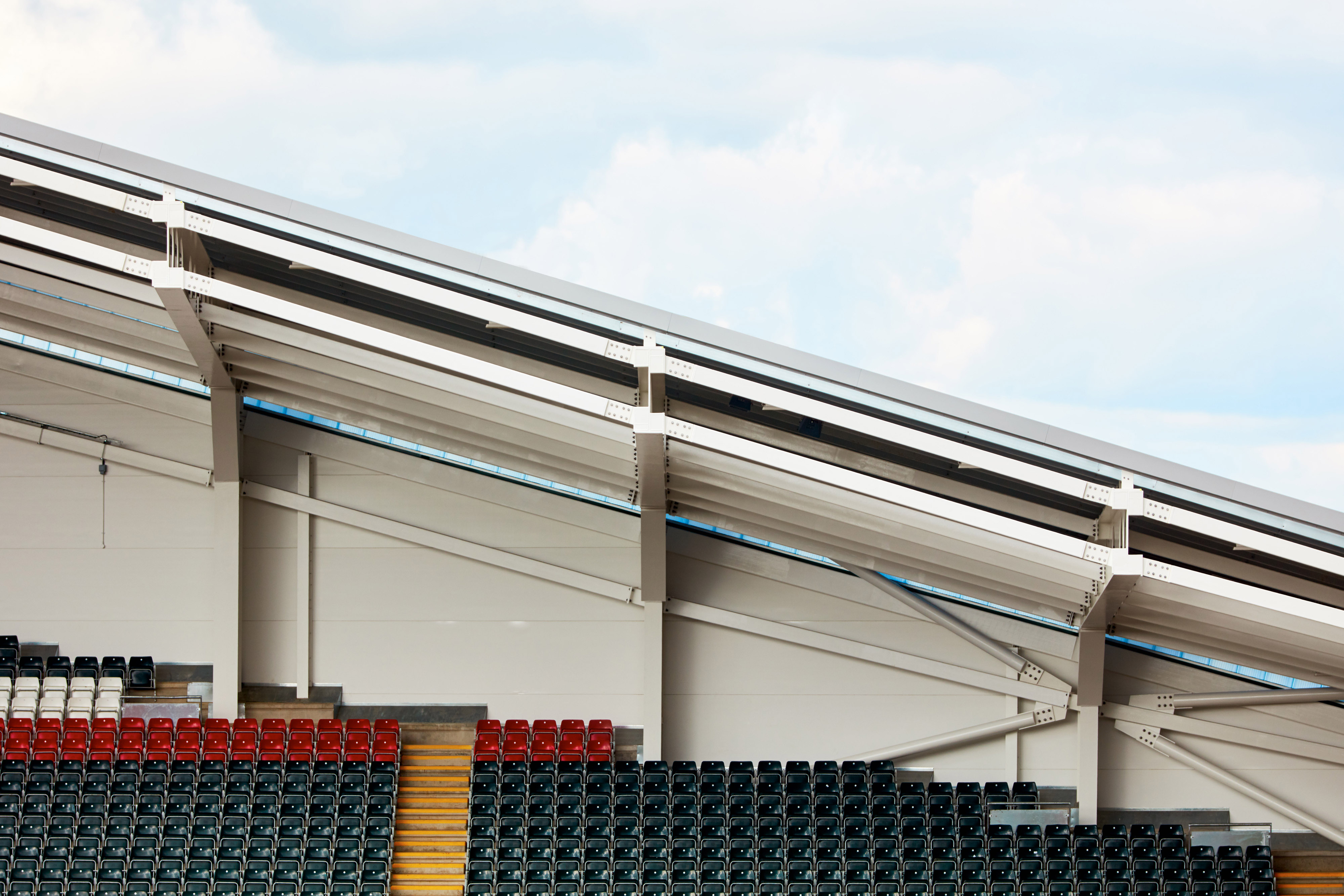 Leicester Tigers New Stand 2