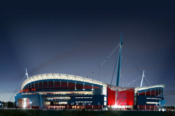 Anfield at Night 3D